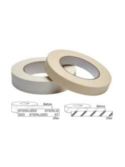 Autoclave Tape  Diagonal Lines