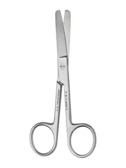 Scissors  Curved  BluntBlunt  12cm