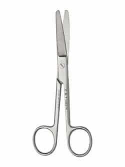 Scissors  Curved  BluntBlunt  14.5cm
