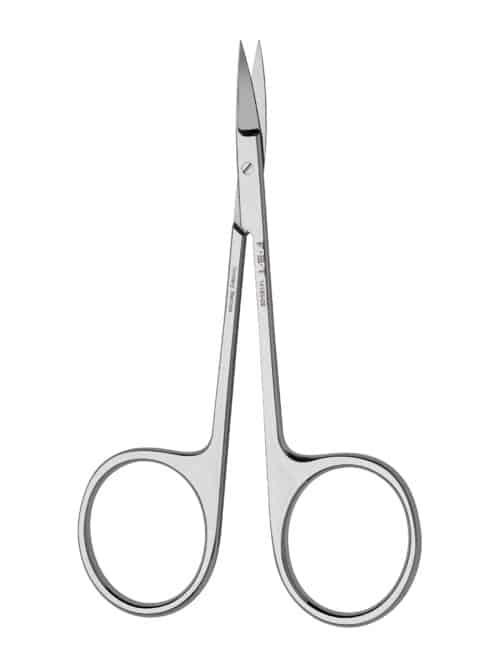 Bonn Scissors - Curved 9cm