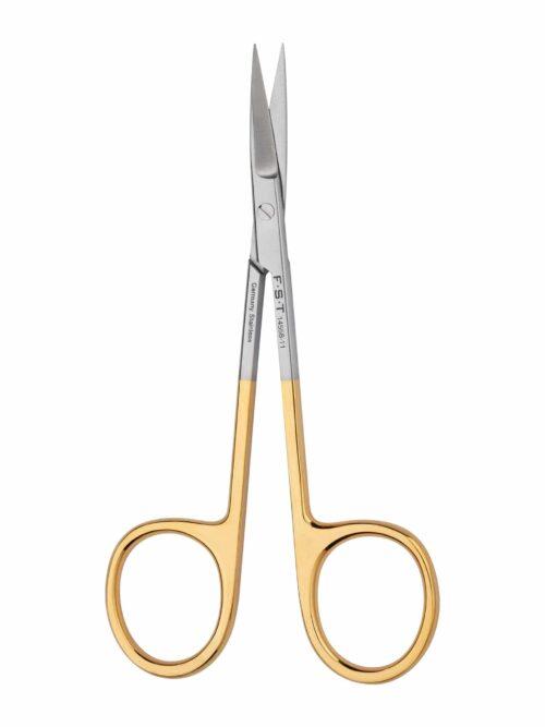Fine Scissors  Tungsten Carbide  ToughCut  Straight  11.5cm