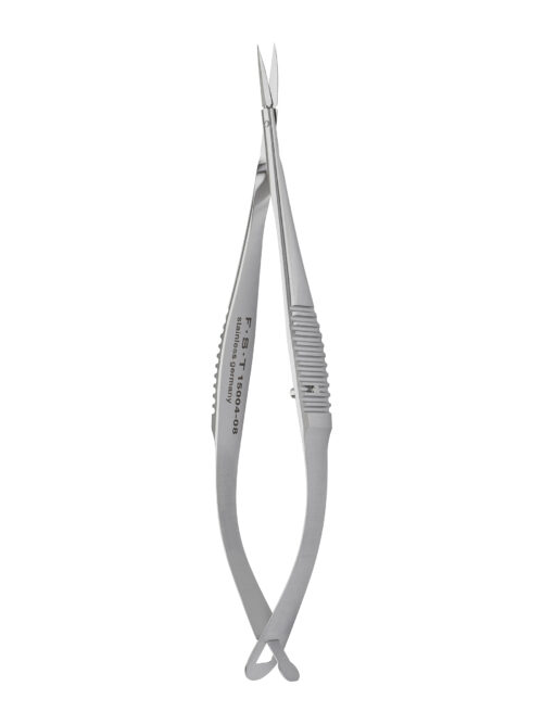VannasTübingen Spring Scissors  Curved