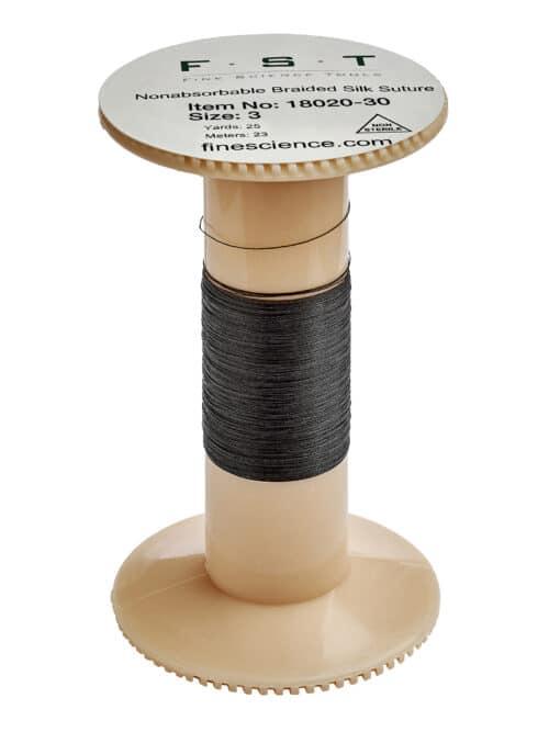 Silk Suture Thread  Size 3  0