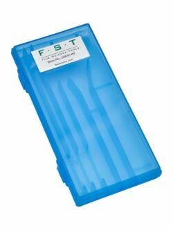 Plastic Instrument Case  Blue