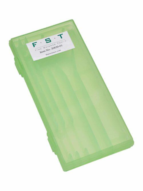 Plastic Instrument Case  Green