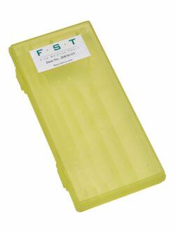 Plastic Instrument Case  Yellow