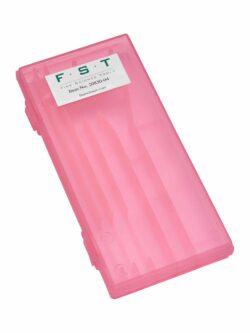 Plastic Instrument Case  Pink