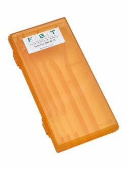 Plastic Instrument Case  Orange