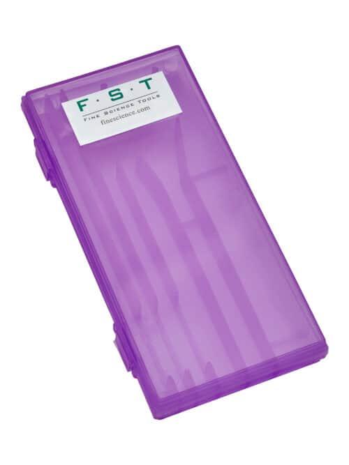 Plastic Case - Purple