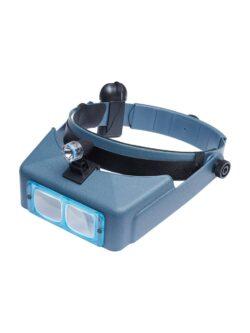 """Headband Magnifier  8"""" Distance  2.5x"""